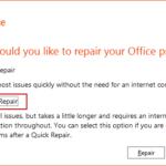online-repair