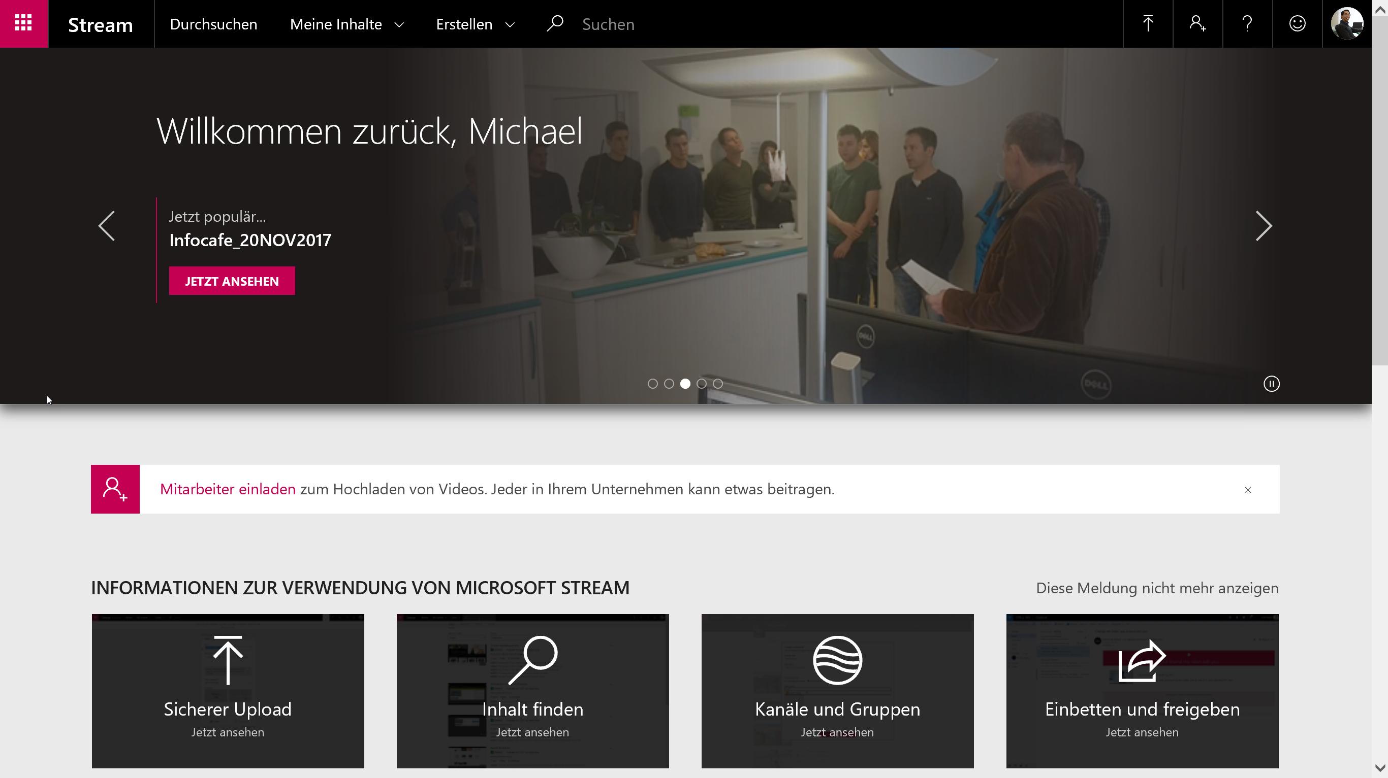 Office 365 Video vs. Microsoft Stream | IOZ Blog