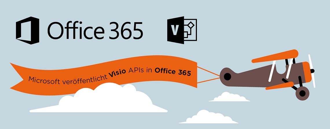 Microsoft veröffentlicht Visio APIs in Office 365 | IOZ Blog
